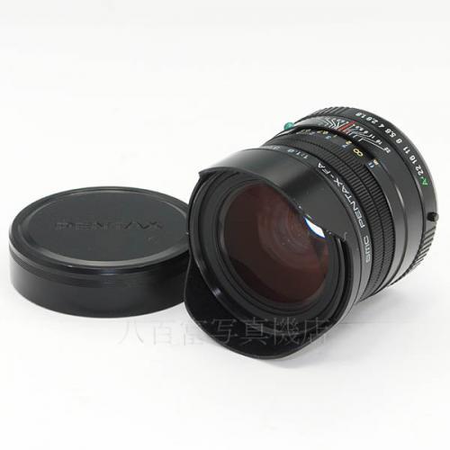 【中古】SMC ペンタックス FA 31mm F1.8 Limited ブラック PENTAX 16629