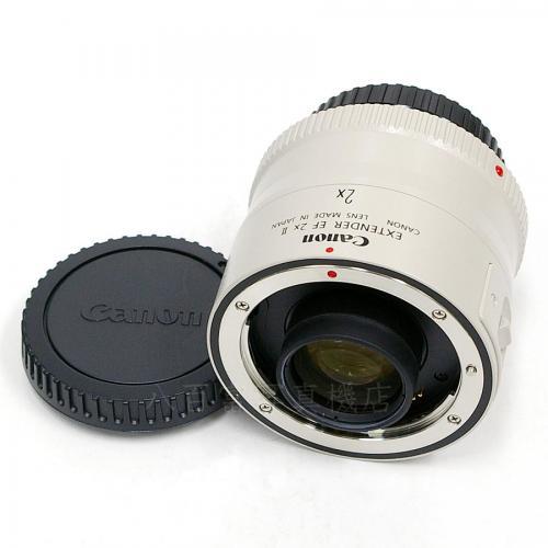 【中古】 キヤノン EXTENDER EF 2X II Canon 中古レンズ 18367