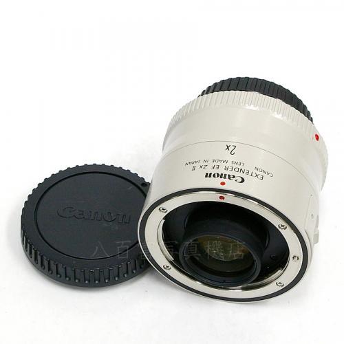 【中古】 キヤノン EXTENDER EF 2X II Canon 中古交換レンズ 18356