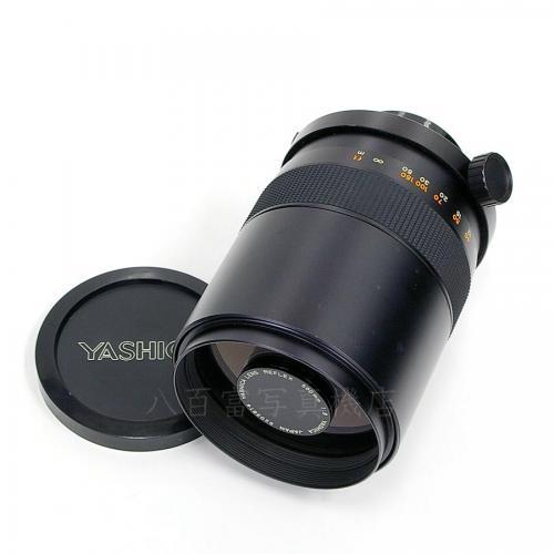 【中古】 ヤシカ REFLEX 500mm F8 ヤシカ/コンタックスマウント YASHICA 中古レンズ 18394