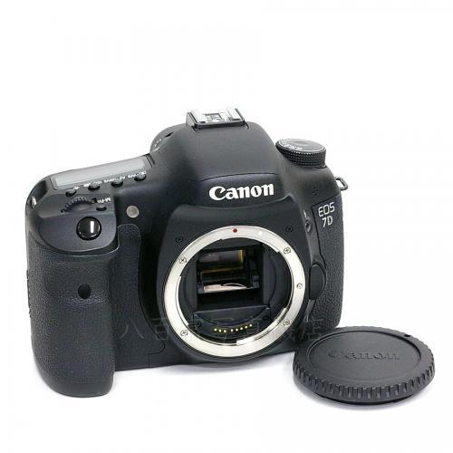 【中古】 キヤノン EOS 7D ボディ Canon 中古カメラ 18664