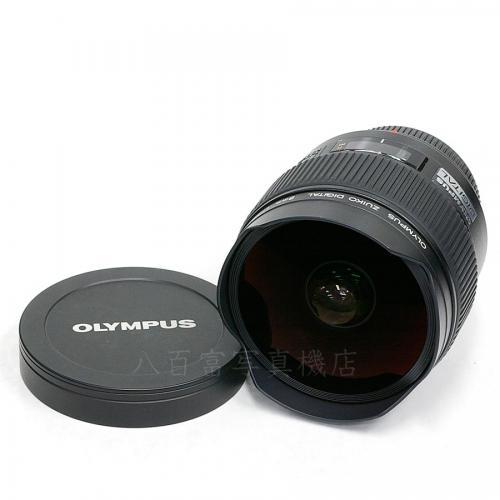 【中古】 オリンパス ZUIKO DIGITAL ED 8mm F3.5 Fisheye フォーサーズ用 OLYMPUS 中古レンズ 18654