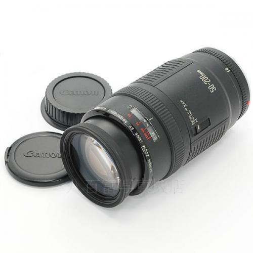 【中古】 キヤノン EF 50-200mm F3.5-4.5 Canon 16695 【カメラの八百富】【カメラ】【レンズ】