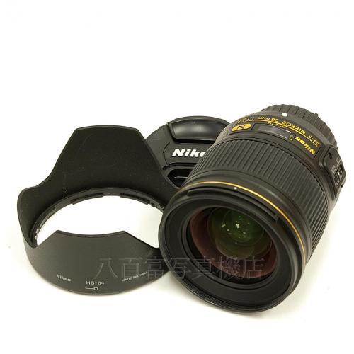 【中古】 ニコン AF-S NIKKOR 28mm F1.8G Nikon 16881 【カメラの八百富】【カメラ】【レンズ】