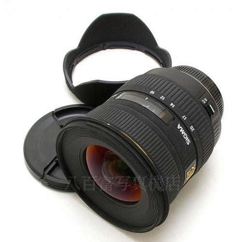 【中古】 シグマ 10-20mm F4-5.6 EX DC HSM フォーサーズ用 SIGMA 【中古レンズ】 G5014【USED】【カメラ】【レンズ】