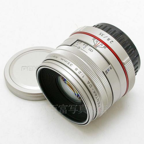 【中古】 ペンタックス HD DA 35mm F2.8 Macro Limited シルバー PENTAX 【中古レンズ】 13095【USED】【カメラ】【レンズ】