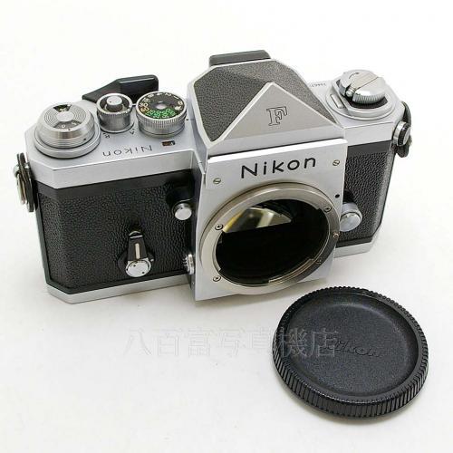 【中古】 ニコン New F アイレベル シルバー ボディ Nikon 【中古カメラ】 R5338 【USED】【カメラ】【レンズ】