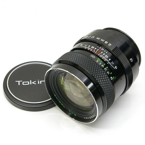 【中古】 RMC トキナー 28mm F2 コニカAR用 Tokina 【中古レンズ】 04069【USED】【カメラ】【レンズ】