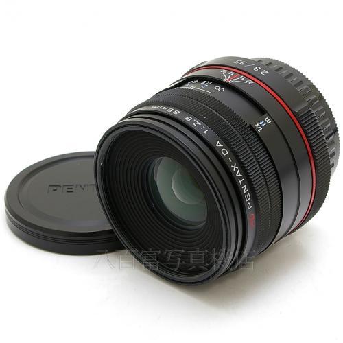 【中古】 ペンタックス HD DA 35mm F2.8 Macro Limited ブラック PENTAX 【中古レンズ】 10442【USED】【カメラ】【レンズ】