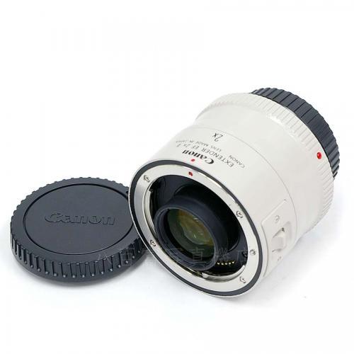 【中古】 キヤノン EXTENDER EF 2X II Canon 17726