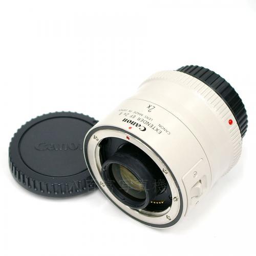 【中古】 キヤノン EXTENDER EF 2X II Canon 17833