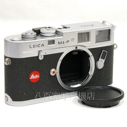 【中古】 ライカ M4-P 70周年記念 ボディ LEICA 中古カメラ K2352【カメラの八百富】【カメラ】【レンズ】