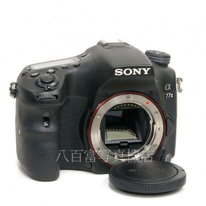 【中古】 ソニー α77 ボディ ブラック ILCA-77M2 中古カメラ 23384【カメラの八百富】【カメラ】【レンズ】