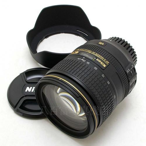 【中古】 ニコン AF-S NIKKOR 24-120mm F4G ED VR Nikon / ニッコール 【中古レンズ】 14554 【USED】【カメラ】【レンズ】