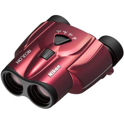 【新品】ニコン アキュロン T11 8-24×25 レッド [双眼鏡] Nikon 【お取り寄せ商品】【カメラの八百富】【双眼鏡】