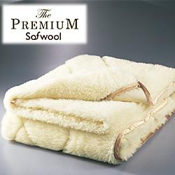 The PREMIUM sofwool (ザ・プレミアムソフゥール) 掛け毛布 ダブル