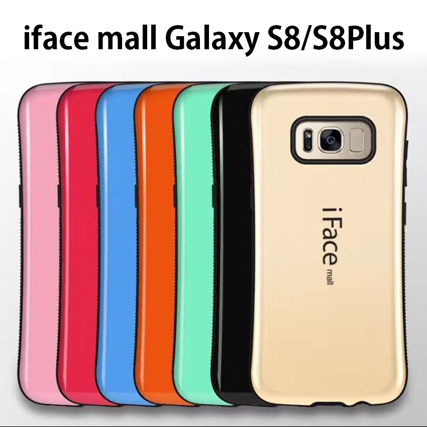 綺麗なコーティングで手触りもバッチリ あす楽 iFace mall Samsung ●スーパーSALE● セール期間限定 Galaxy お気に入 S8 5.8インチ 6.2インチ モール 送料無料 全11色 おしゃれハードケース アイフェイス S8Plus ギャラクシーハードケースカバー
