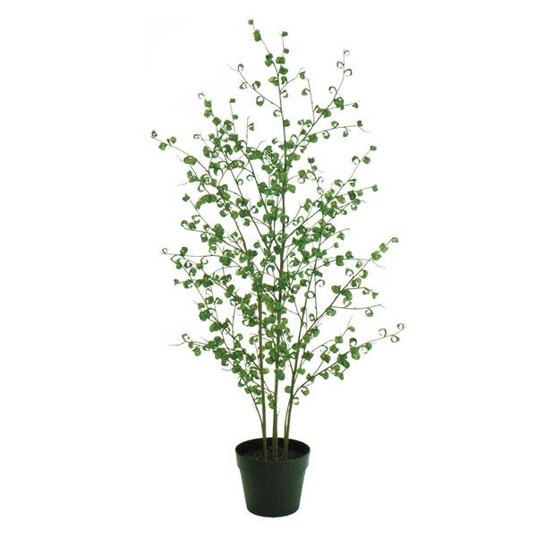 人工観葉植物 ベンジャミンバロック4F 高さ120cm fg1614 (代引き不可) インテリアグリーン 造花