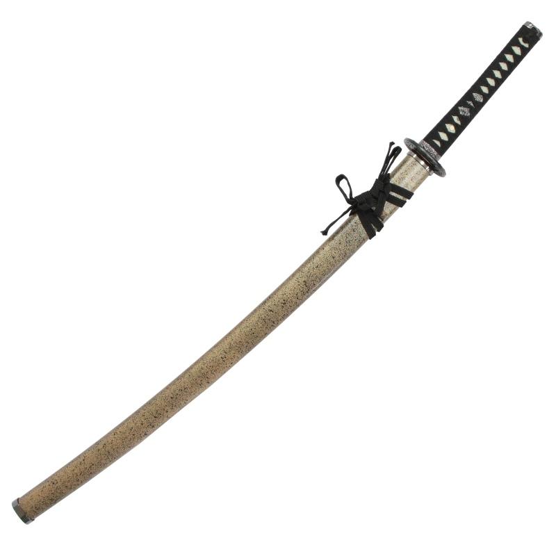 模造刀 石目シリーズ 金石目 大刀 竜刀身 刀袋付[neu128l]日本刀 美術刀剣 おもちゃ 通販(代引き不可)