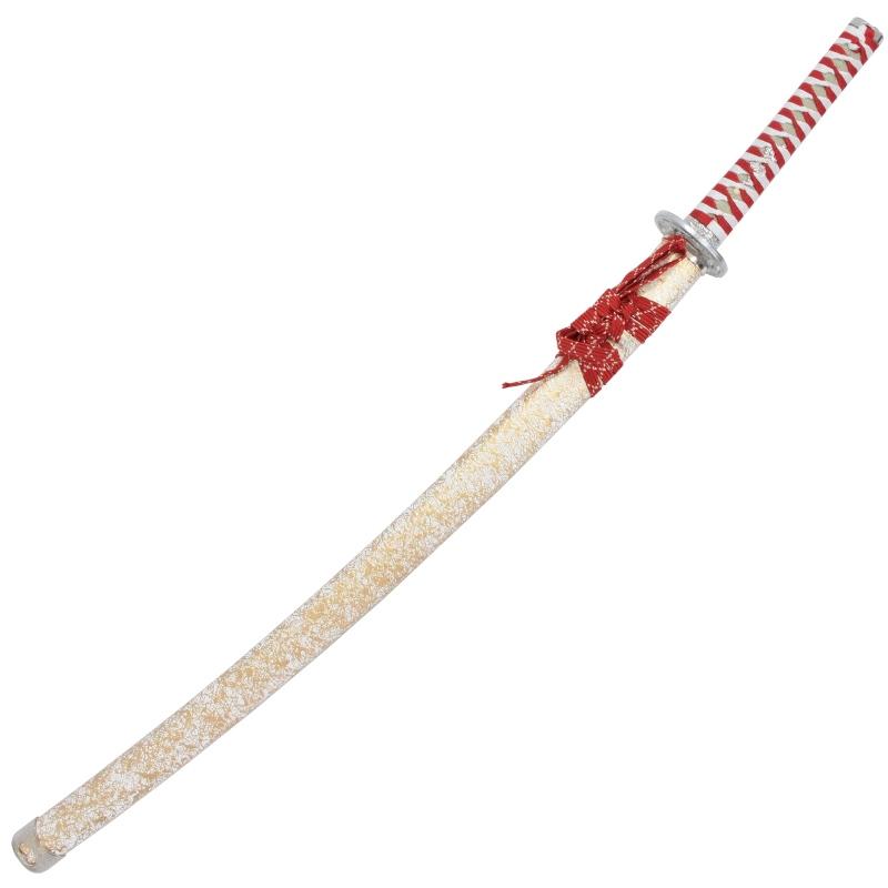 模造刀 その他美術 丹下 左膳 大刀 竜刀身 刀袋付[neu020]日本刀 美術刀剣 おもちゃ 通販(代引き不可)