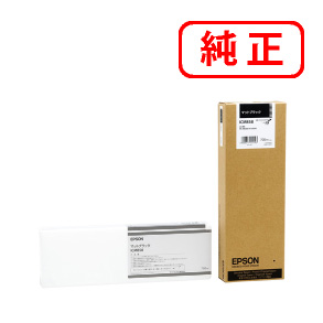 ICMB58 マットブラック EPSON/エプソン 純正インクカートリッジ 【沖縄・離島 お届け不可】