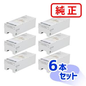 PXMT3 メンテナンスタンク 6本 EPSON/エプソン 純正