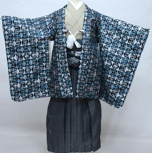 七五三 五歳 5歳 五才 5才 男児 羽織袴 フルセット 日本製 おりびと 新品(株)安田屋 g440371931