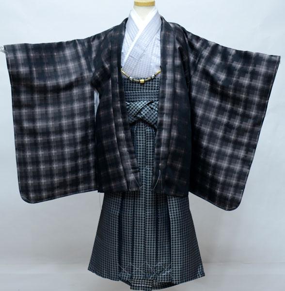 七五三 五歳 5歳 五才 5才 男児 羽織袴 フルセット 日本製 おりびと 新品(株)安田屋 n443255758