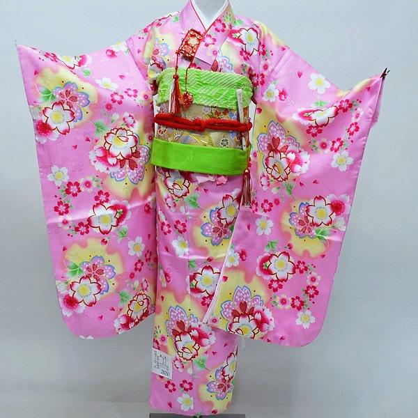 七五三 7才 7歳 七才 七歳 女児 女の子 豪華絢爛 祝着 着物フルセット 新品(株)安田屋 j452196395