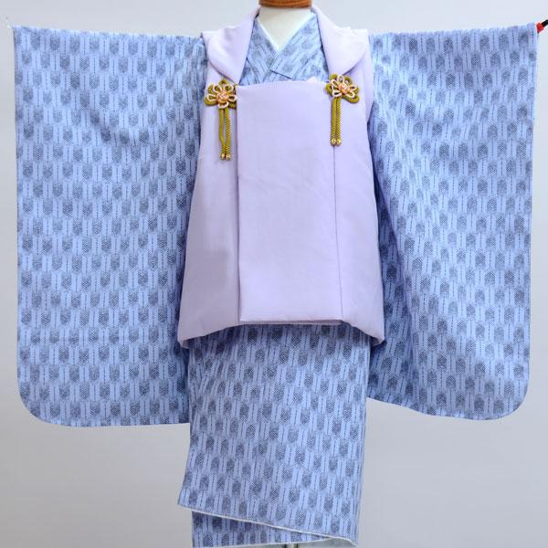七五三 3歳 3才 三歳 三才 男の子 三歳 男児 被布着物フルセット 新品(株)安田屋x436039079