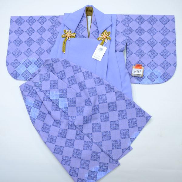 一つ身 二部式 被布着物セット ベビー用 男児 男の子 ポリエステル100% 新品(株)安田屋 h255215496