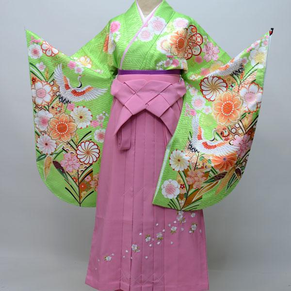 着物袴セット ジュニア用へ直し135cm~143cm From KYOTO 卒業式にどうぞ! 新品 (株)安田屋 c566223294
