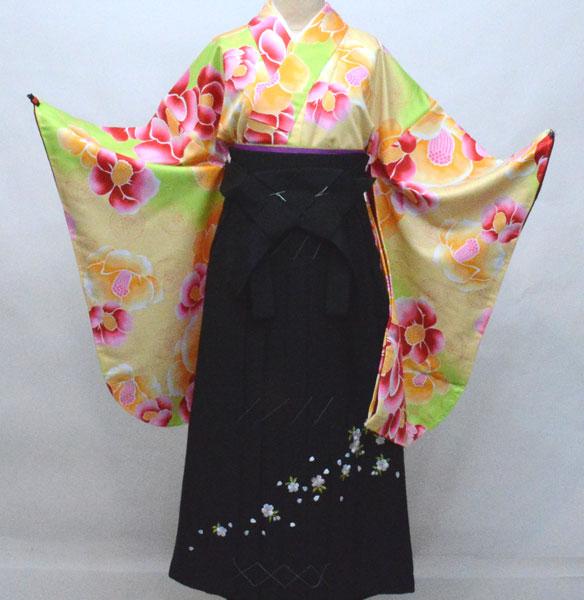 着物袴セット ジュニア用へ直し135cm~143cm KYOURAKU EVAKOMON 袴色を6色から選択できます 新品(株)安田屋 t689243131