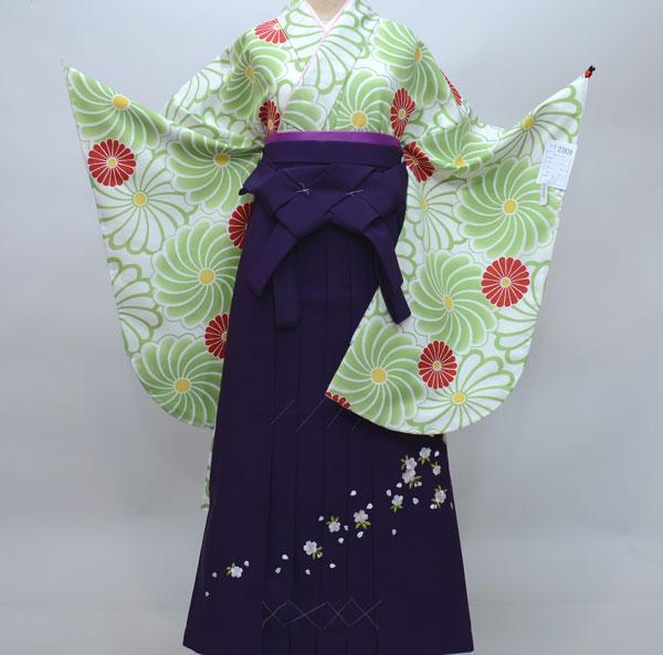 着物袴セット ジュニア用へ直し144cm~150cm 着物生地は日本製 縫製と袴は海外 袴変更可能 新品 (株)安田屋 q146345454