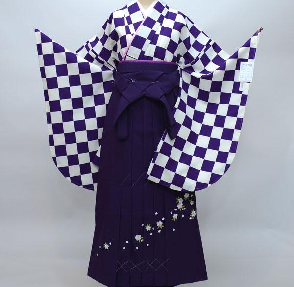 着物袴セット ジュニア用へ直し135cm~143cm 着物生地:日本製 新品 (株)安田屋 w165263733