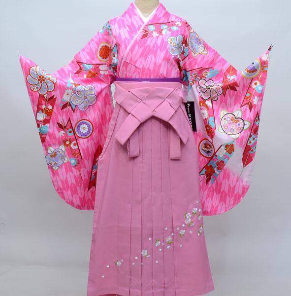 着物袴セット ジュニア用へ直し135cm~143cm From KYOTO 新品(株)安田屋 d244579799