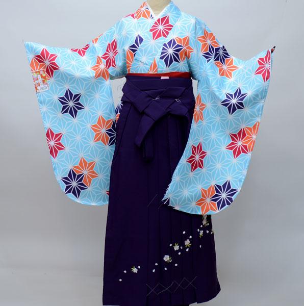 着物袴セット ジュニア用 145cm~154cm 卒業式にどうぞ! 新品 (株)安田屋 c615739666