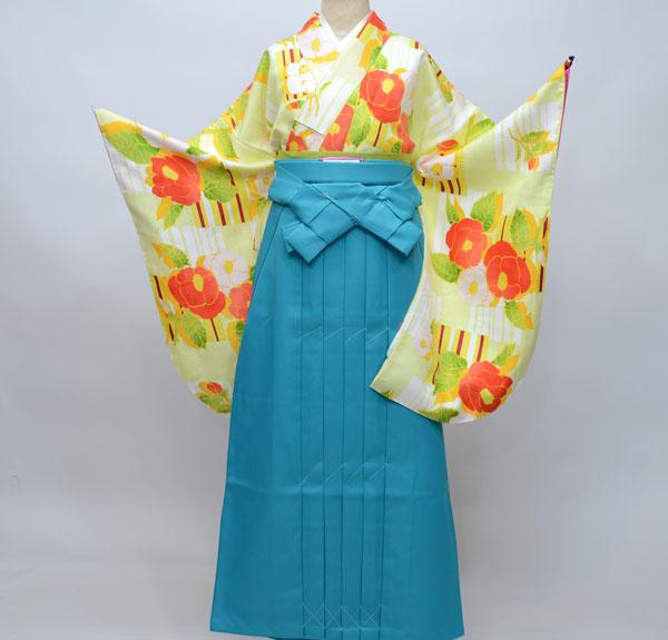 着物袴セット ジュニア用へ直し144cm~150cm ひさかたろまん 卒業式にどうぞ! 新品 (株)安田屋 v516897796