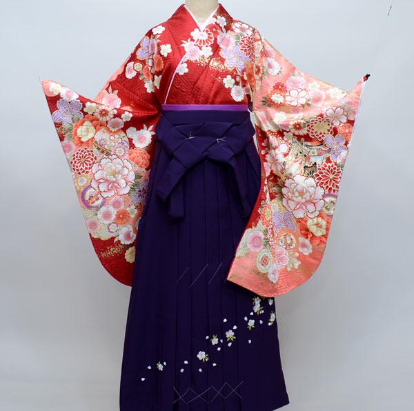 着物袴セット ジュニア用へ直し144cm~150cm From KYOTO 新品(株)安田屋 h285530243