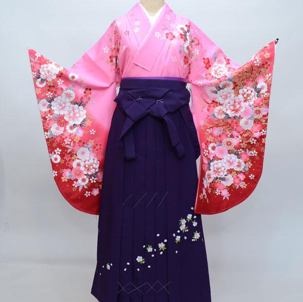 着物袴セット ジュニア用へ直し144cm~150cm From KYOTO 新品(株)安田屋 277998823