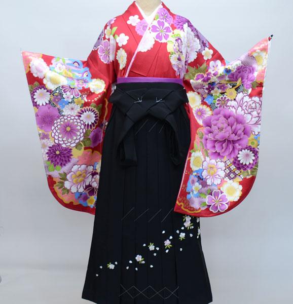 着物袴セット ジュニア用へ直し135cm~143cm From KYOTO 新品(株)安田屋 m230778046