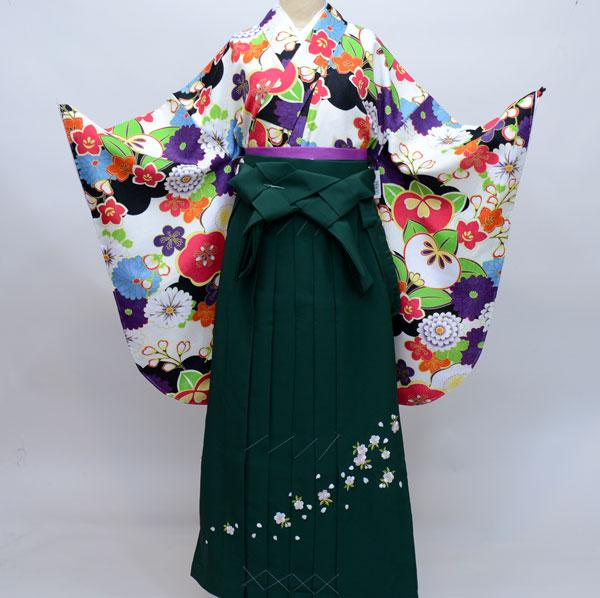 着物袴セット ジュニア用へ直し135cm~143cm 豪華絢爛 新品(株)安田屋 g246718992