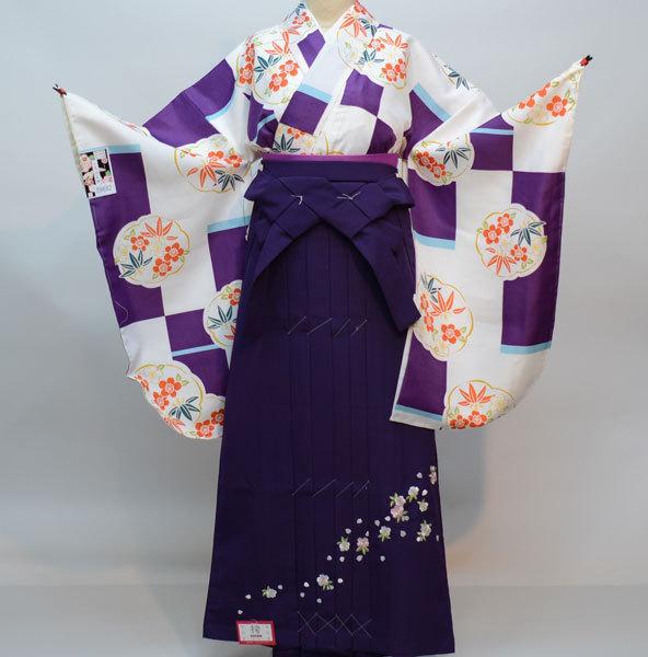 着物袴セット ジュニア用へ直し 144cm~150cm 京のちたる 新品(株)安田屋 f319757123
