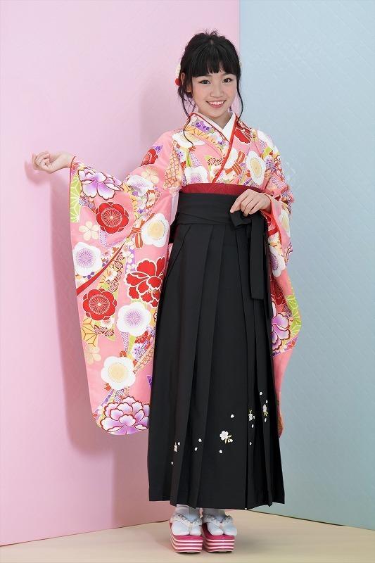着物袴セット ジュニア用 145cm~154cm 着物ブランド 小町 卒業式にどうぞ! 新品 (株)安田屋 h370843406