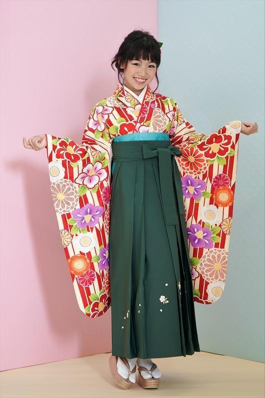 着物袴セット ジュニア用 145cm~154cm 着物ブランド 小町 卒業式にどうぞ! 新品 (株)安田屋 w286868372