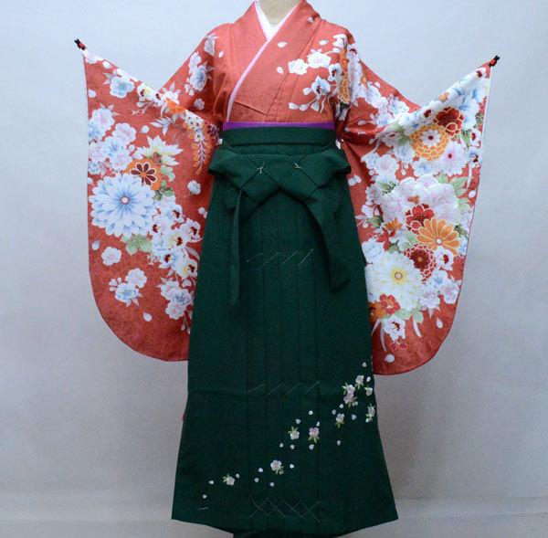 着物袴セット ジュニア用へ直し144cm~150cm From KYOTO 袴変更可能 新品(株)安田屋 t680244979