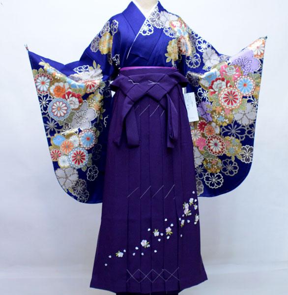 着物袴セット ジュニア用へ直し 144cm~150cm From KYOTO 袴変更可能 新品(株)安田屋 q353711116