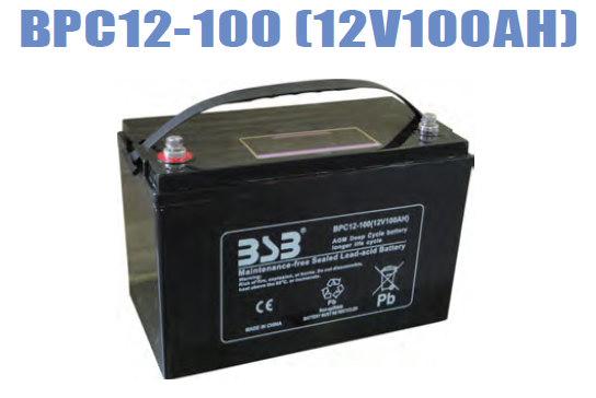 BPC12-100:CSBバッテリー12V-100Ah 代引不可