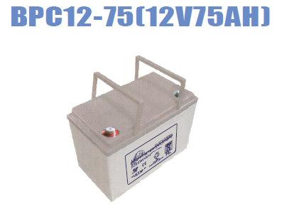 BPC12-75:CSBバッテリー12V-75Ah(10時間容量)代引不可