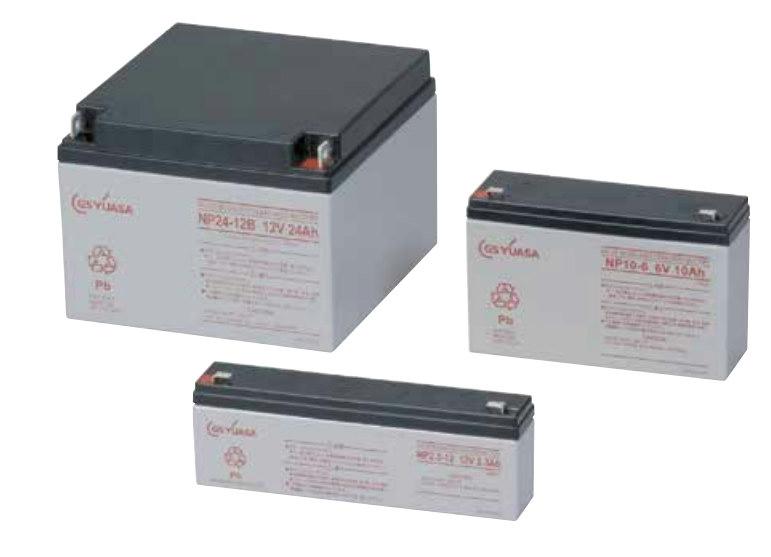 NPH16-12T: GS ユアサ 배터리